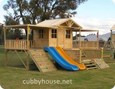 Explora Pack Cubby House Australian-Made Backyard Playground Equipment DIY Kits Cubby House Plans, Cubby Houses, Play Houses, Kids Backyard Playground, Backyard For Kids, Playground Slide, Backyard Projects, Backyard Ideas, Kid Friendly Backyard