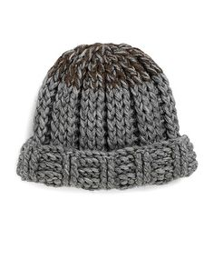 Wool Alpaca Cuff Hat - Brooks Brothers
