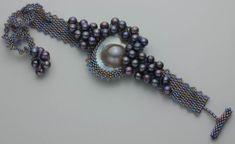 Unakite Cascade Bracelet Digital by DianeDennisBeadwork on Etsy