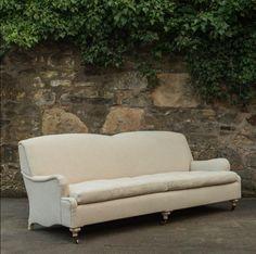 Our Ballathie sofa Naples Alabaster