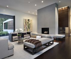 Carrier And Company Portfolio Interiors Contemporary Modern Living  Part 77