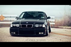 Anthony Care's E36 M3 - Stance Works