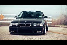 BMW // E36 M3 #Stanceworks