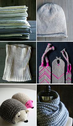 Last Minute HandmadeGifts - The Purl Bee - Knitting Crochet Sewing Embroidery Crafts Patterns and Ideas!