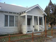 One Bedroom Apartment - Billings MT Rentals | 3259- Cute one bedroom with large living room gas range covered front porch and screened back patio. Close to downtown and met hub. .Fresh remodel must see... | Pets: Not Allowed | Rent: $650.00 | Call Rainbow Property Management Inc. at 406-248-9028