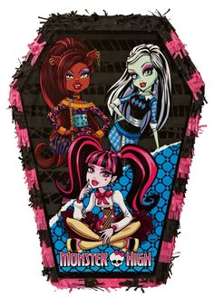 Monster High Pinata | 1ct