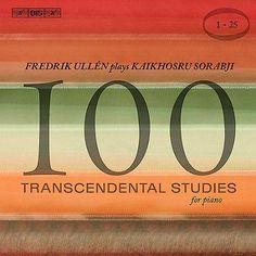 Fredrik Ullen - Sorabji: 100 Transcendental Studies Volume 1