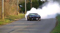 BluePrint Engines customer, Walter, installed our BP35511CT1 into is 1988 Firebird GTA #blueprintengines #autocross #GTA #crateengine #burnout