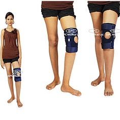 Elastic Hinged Knee Brace: GPC Medical Ltd. - Exporter & Manufacturers of Elastic knee support (hinged) deluxe, elastic knee support deluxe, hinged knee brace from India. Visit us online for more products http://www.orthopaedic-implants.net/elastic_knee_support_deluxe_india.html