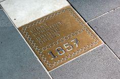 Darling Quarter Civic Connector Interpretive Signage - deuce design