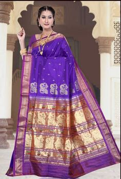 Silk cotton sarees: all about making it work @ http://www.saridhoti.com/
