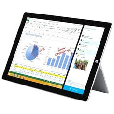 """Microsoft Surface Pro 3 Intel Core i7 512GB 12"""" Touchscreen W8 Tablet/Laptop. This is on my """"WISH LIST""""... I Like the Reviews and Specs of the Microsoft Surface Pro; OVER the iPad or Amazon Fire...  A  Microsoft Surface Pro with the Fastest Processor, Largest SSID Hard Drive and Most RAM... With ALL the Accessories...Surface Pro Type Cover, Keyboard, Office 365 &  Photoshop , Cover, Surface Pro 3 Docking Station: Transform your ultraportable Surface Pro 3 into a complete desktop workstation…"""