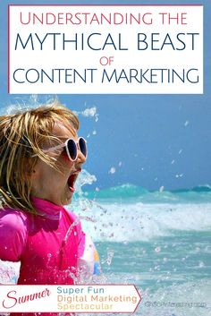 Content marketing is a phrase that gets thrown around a lot but what exactly is it? Does your business really need it? - @CynthiaPins