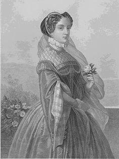 Mary Stuart, aka Mary Queen of Scots