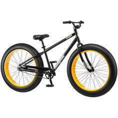 Mongoose Brutus 26-in. Fat Tire Mountain Bike - Men (Black)