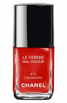 CHANEL LE VERNIS NAIL COLOUR | Nordstrom in Coromandel.  Want right now!!