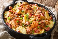 Top Recipes, Dinner Recipes, Cooking Recipes, Bacon And Butter, Chicken Bacon Ranch Casserole, Chicken Potatoes, Spinach And Feta, Casserole Dishes, Chicken Recipes