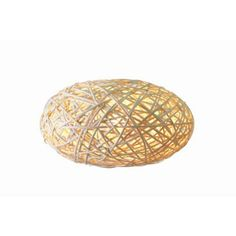 Oval Rattan Easy Fit Shade