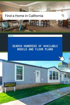 Find a Home in your state search hundreds of available models and floor plans Modular Home Dealers, Modular Homes For Sale, Cheap Mobile Homes, Mobile Homes For Sale, West Sacramento, California, Finding A House, New Mexico, Floor Plans