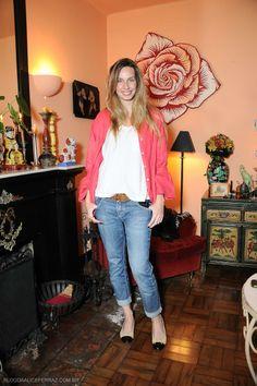 Mariana Weickert Jeans