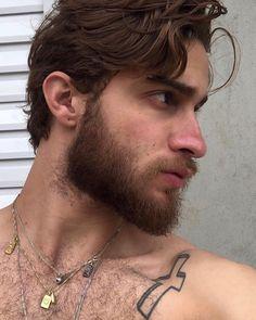 Hairy Men, Bearded Men, Handsome Boys, Sexy Men, Sexy Guys, Hot Guys, Men Hair, Brazil, Gay