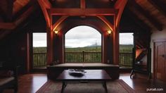 Purcell Timber Frame Homes Gallery