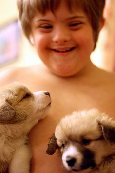~ EVERY CHILD DESERVES A PET, IT BRINGS THEM HAPPINESS & SO MUCH MORE ~