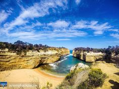 We would like to congratulate @jeremybackpacker for this fabulous capture.   Please visit this talented artists gallery and congratulate him.  Many thanks for following and tagging   #fabulous_australia_   Photo selected by @lisahill555  @Regrann from @jeremybackpacker -  Investment in travel is an investment in yourself. - Matthew Karsten  The Loch Ard Gorge The Great Ocean Road - VIC  #australia #exploreaustralia #seeaustralia #discoveraustralia #australiagram #australianlife…