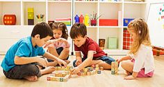 Fairmont Blog: CHALK TALK: Preparing Your Child for Kindergarten, Part 5 - Playing Well With Others