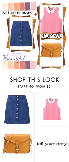 """""""Untitled #55"""" by polyvorelover-926 ❤ liked on Polyvore featuring Witchery and Tim Holtz"""