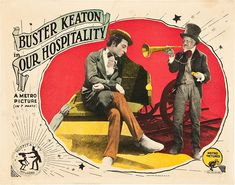 Buster Keaton in Our Hospitality (1923)