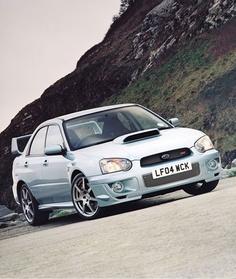 Subaru Impreza STi WR1 Special Edition - 2004
