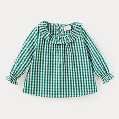 Brand Name: ToysZoom Style: England Style Fabric Type: Woven Pink Kids, Kids Girls, Hot Girls, Baby Shirts, Shirts For Girls, Plaid Outfits, Kids Outfits, Cute Fashion, Kids Fashion