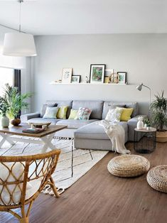 La maison lumineuse d'une influenceuse espagnole - PLANETE DECO a homes world