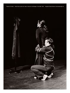 Tejiendo a Torvaldo, o La caza de muñecas Dirección, Luis Rodríguez. Iluminación y vestuario, Victor Padilla