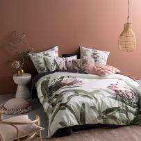 Linen House Alice Blush King Quilt Cover Set