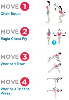 Yoga + Strength Training. A new power pair!