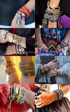 i just lovveeeee bracelets