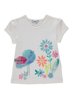 4a5d1fde2 Baby Shirts, Kids Shirts, Painted Clothes, Girls Tees, Shirts For Girls,