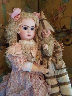 ~~~ Angel Face French Bebe Jumeau size 12 ~~~