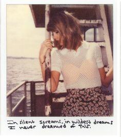 Taylor Swift Polaroid 32 - This Love https://22taylorswift.com