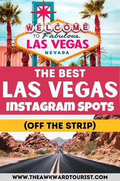 Click to find out where the best Instagram spots in Las Vegas are located! It's obvious that you can take photos on The Strip, but these Las Vegas photography spots challenge you to discover more of the city. You'll discover Valley of Fire, Neon Museum, & more. #lasvegas #lasvegasinstagram #instagrammablelasvegas | Las Vegas Photo Ideas | Las Vegas photoshoot | Las Vegas photography locations | What to do in Las Vegas | Vegas picture | Vegas photo ideas | Vegas Photography | Smith Center… Travel Guides, Travel Tips, Las Vegas Trip, United States Travel, Usa Travel, Cool Places To Visit, Adventure Travel, North America, Travel Inspiration