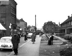 Newham, West Ham, Old London, Black And White Photography, Street View, Canning, History, Places, Black White Photography