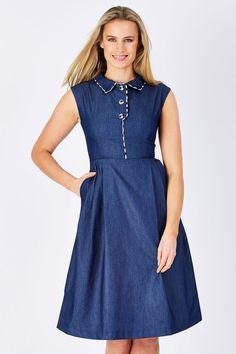 Elise April Dress - Womens Knee Length Dresses - at Birdsnest, your wardrobe wingbirds