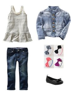 Casual outfit for girls