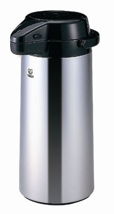 Tiger PXQ2501 Air Pump JugDispenser with Mirror Finish 845Ounce ** For more information, visit image link.