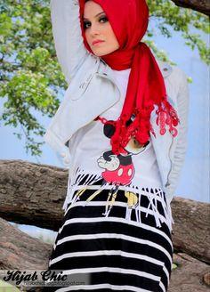 Hijab Style by Rabia A.