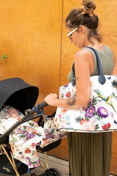 Stroller Bag, Drawstring Backpack, Backpacks, Fashion, Bebe, Moda, Fashion Styles, Pram Sets, Backpack