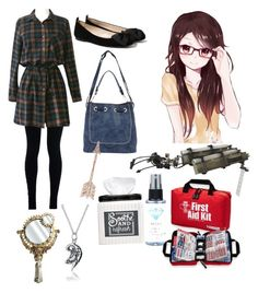 """""""sophie ackerman: levi's little sister"""" by laughing-jack5 ❤ liked on Polyvore featuring NIKE, MANGO, Levi's, INZI, Anita Ko, Bling Jewelry, Avanti and Cheeky"""