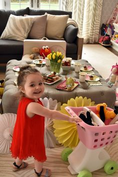 It's A Party: Mother's Day ~Like Mother, Like Daughter | MomTrends